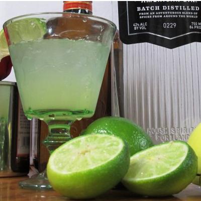 gin daisy gin cocktail drink