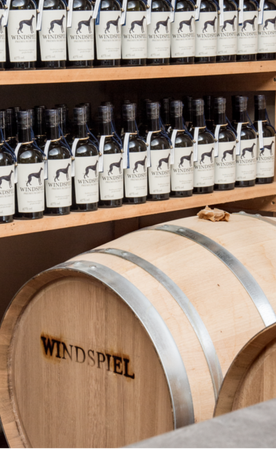 windspiel barrel aged gin