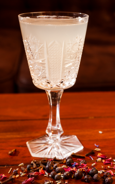 pear and elder gin cocktail drink windspiel