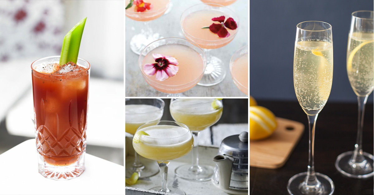 7 Lazy Weekend Brunch Gin Cocktails — Craft Gin Club | The