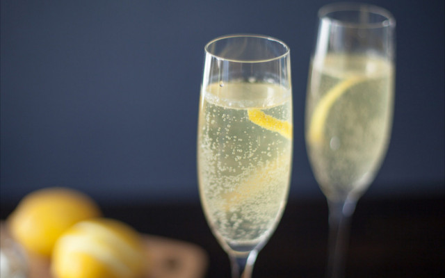 gin up your bank holiday french 75 fizz