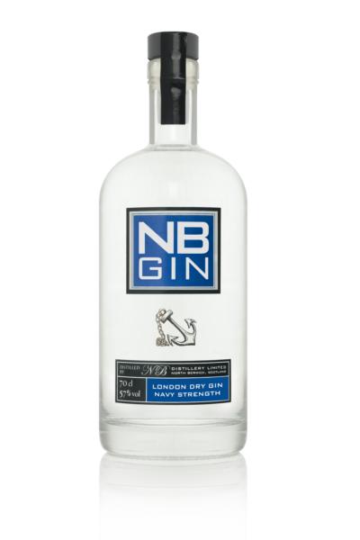 NB gin box