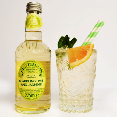 Fentimans lime tonic water