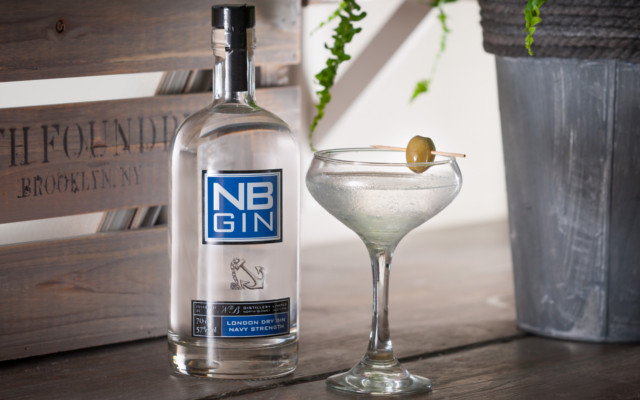 Grains of paradise one of eight botanicals NB gin