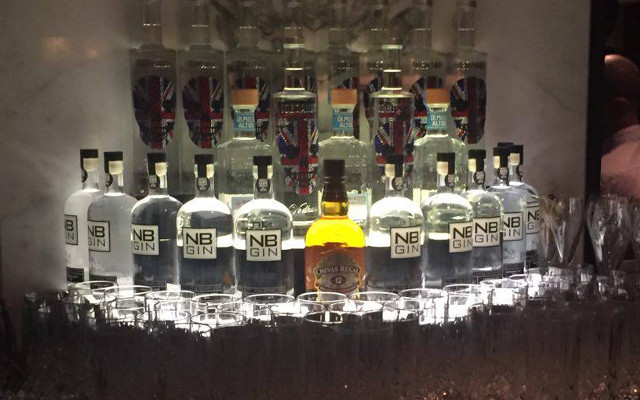 NB gin range bar