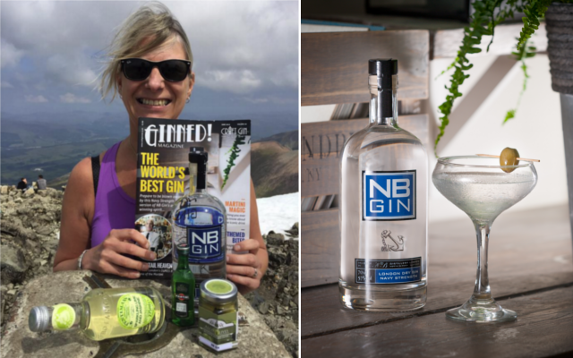 NB gin ginned ginstagram winner