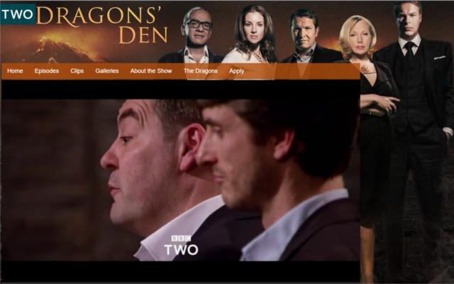BBC Two Dragons' Den Craft Gin Club