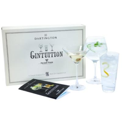 Gintuition dartington