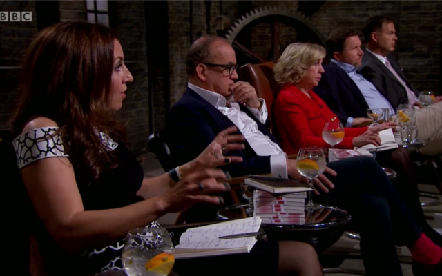 Dragon's Den BBC Craft Gin Club Sarah Willingham
