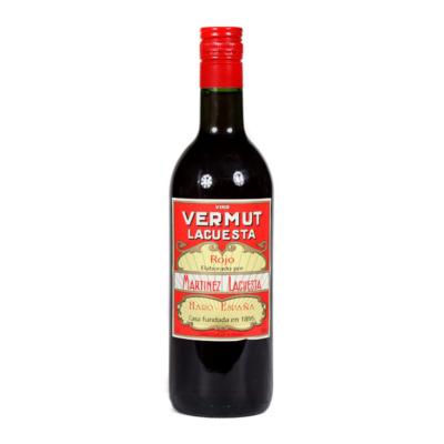 lacuesta rojo vermouth