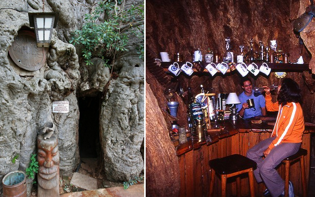 Baobab Tree Bar & Wine Cellar, South Africa gin and tonic