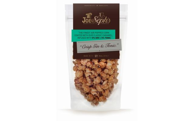 Joe & Seph's G&T popcorn