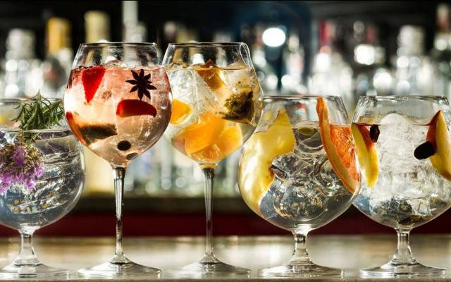Gin gin drinks