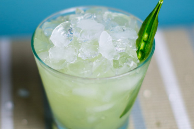 Green giant cocktail snozzcumber