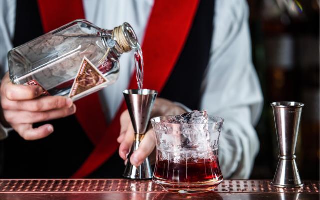 sloe negroni elephant gin
