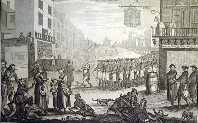 'The Death of Madam Geneva' | via London Gin Club