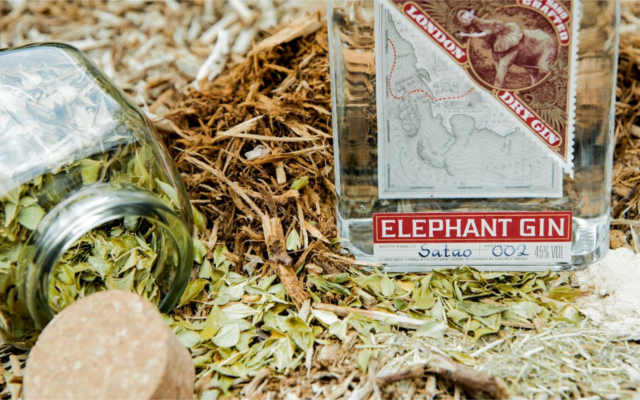 Elephant really wild Gin Botanicals