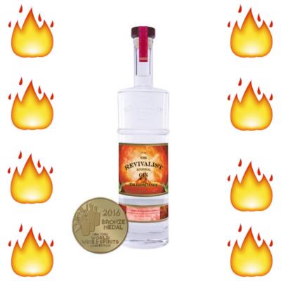 Jalapeno gin Brandywine Branch Distillery DragonDance