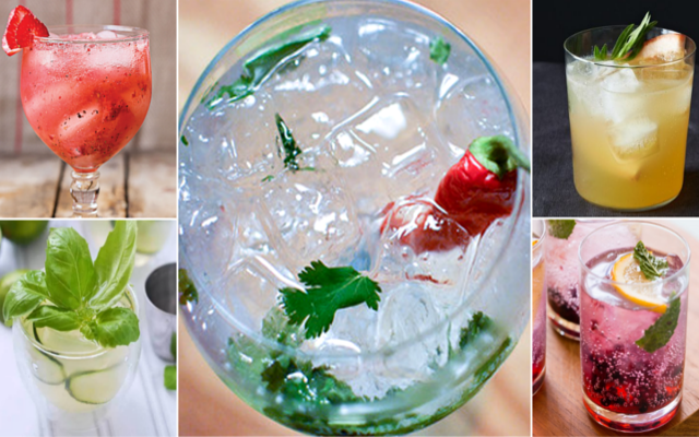 Amazing G&T's to try ASAP