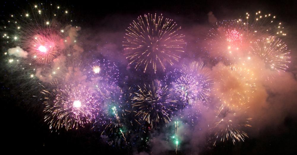 Fireworks bonfire night cocktails