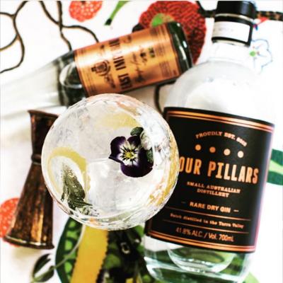 Four Pillars Gin instagram