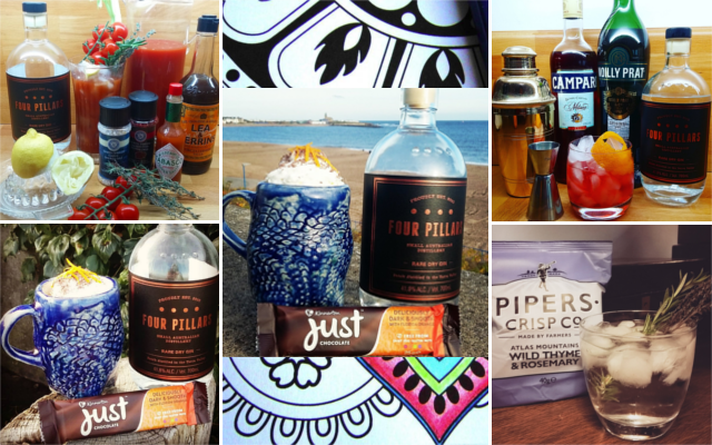 Four Pillars Gin winner ginstagram craft gin club