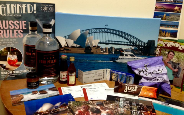 Four Pillars Australian Gin ginstagram runner up