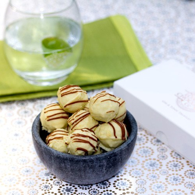 Gin and Tonic Truffle Gift Box Gift Present