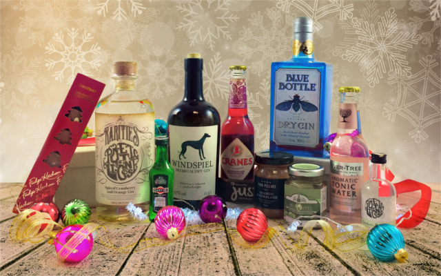 Gin and tonic gifts Craft Gin Club Christmas Presents