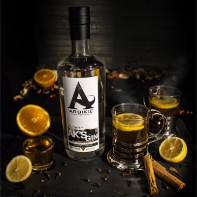 Arbikie Gin Hot Toddy Cocktail