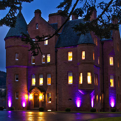 Edingburgh Castle Hotel New Years Eve Hogmanay Celebrations