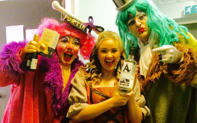 Pantomime craft gin club ginstagram winner arbikie gin