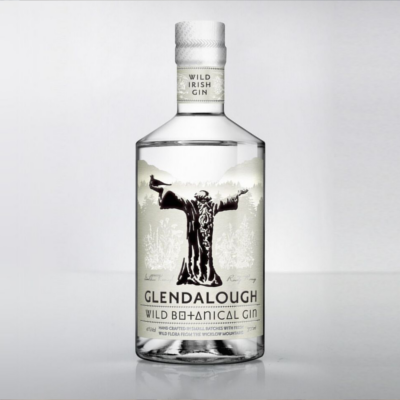 Glendalough Irish Gin bottle