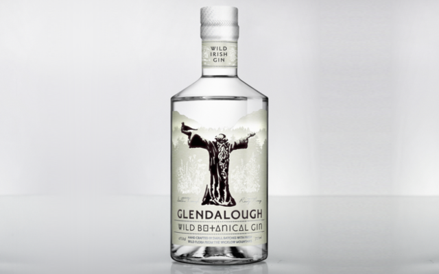 January Wild Irish Glendalough Gin
