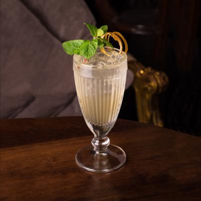 Glendalough gin collins cocktail