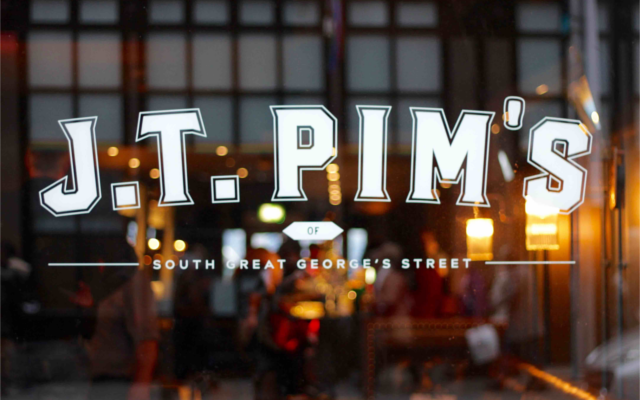 JT Pim's Gin Joint Bar for Cocktails