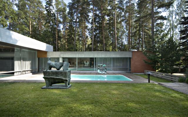 Didrichsen Art Museum in Helsinki