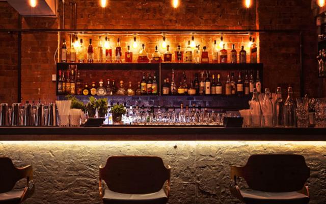 Oskar's bar gin joint london