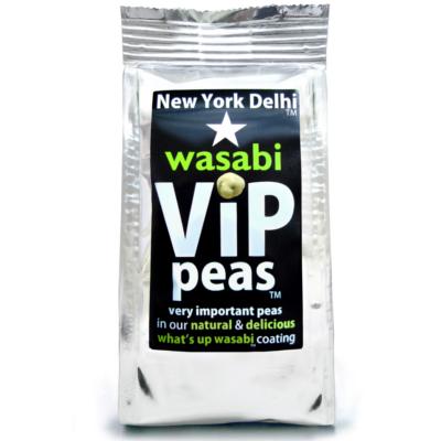 New York Delhi VIP Wasabi Peas