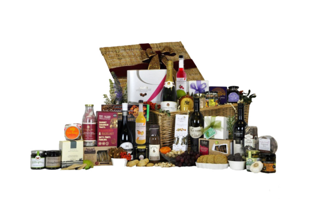 irish gourmet great taste award diamond bounty hamper