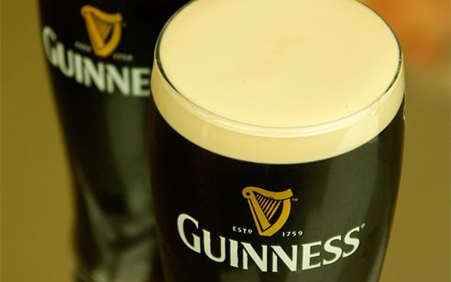 Irish stout Guinness