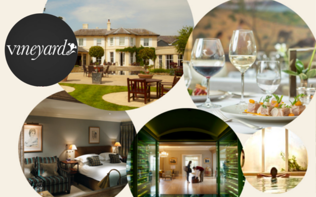 The Vineyard in Berkshire chance to win a stay
