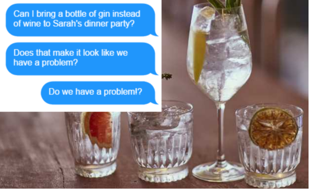 Gin Drinkers Everyone Knows Funny Meme