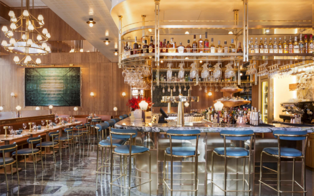Gin Joint of the Month Aquavit Bar London