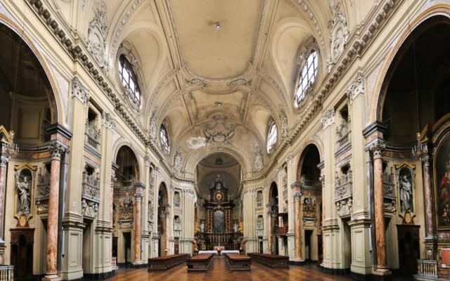 Italy Turin Grand Palace Ballroom