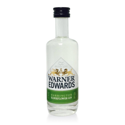 Warner Edwards Elderflower Gin Minature