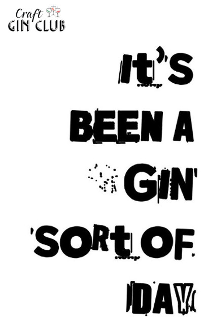 Its been a gin sort of day image meme