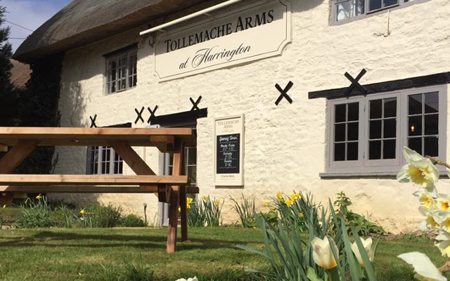The Tollemache Arms Harrington Craft Gin Club Gin Joint