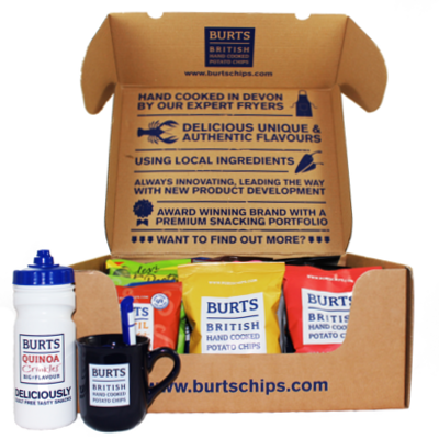June Gin of the Month Burts Chips Ginstagram Prize