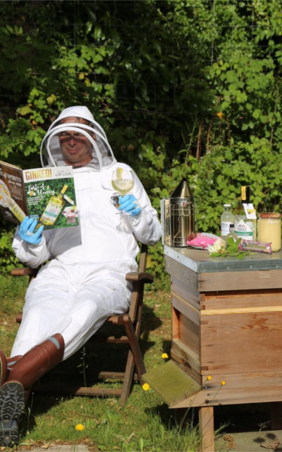gin ginstagram competition winner june honeybee gin craft gin club